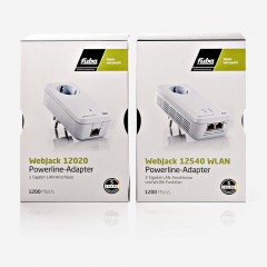 Fuba WebJack WLAN-Set 12540