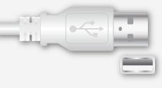 USB-A-Stecker