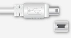 USB-Mini-Stecker