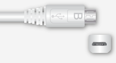 USB-Micro-Stecker