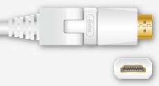 Gelenk-HDMI-Stecker